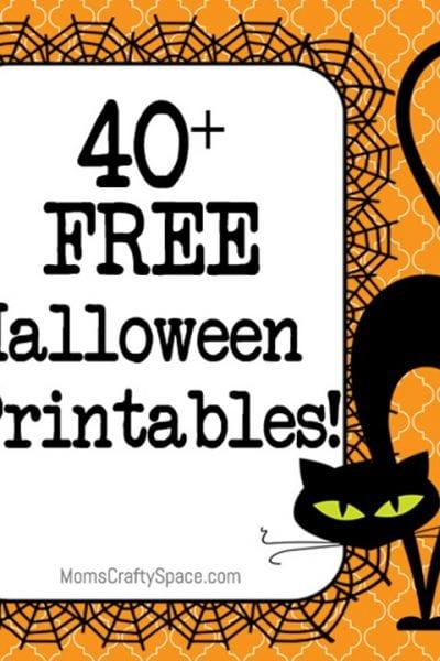 40+Free+Halloween+Printables