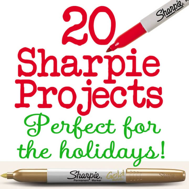Sharpie Projects