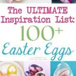 100 Ways to Decorate an Easter Egg