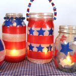 Red, White & Blue Lanterns