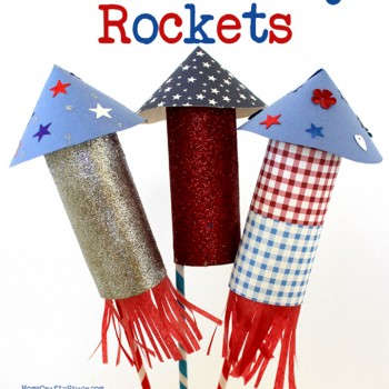 0 4th of July Rockets