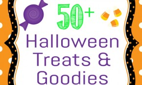 50 Halloween Treats and Goodies