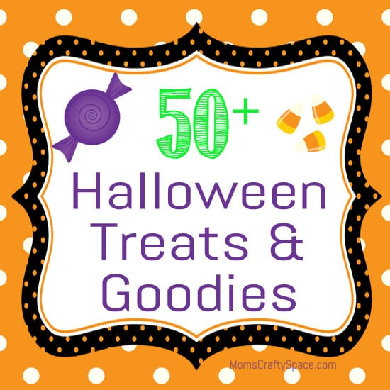 50 Halloween Treats and Goodies