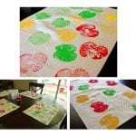 Apple Printed Placemats