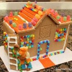 Family Holiday Activity: Gingerbread Houses