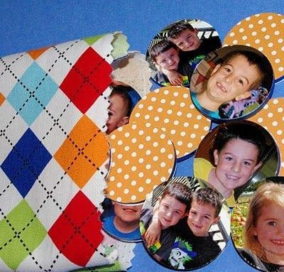 Sacramento Parent Magazine: Family Memory Match Game
