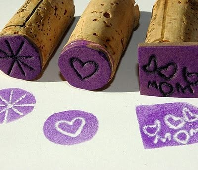 Easy DIY Stamps