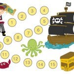 Printable Pirate Potty Training Reward Charts & Tips!