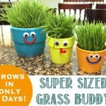 Jumbo Super Sized Grass Buddy