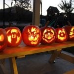 2012 Pumpkin Carving Day