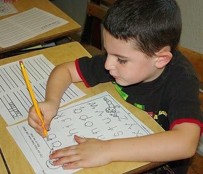 Homeschooling: Apple Unit Study
