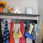 "Kitchen ""Mud Room"" Nook Makeover"