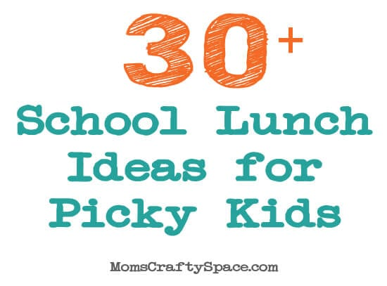 Lunches for Picky Kids