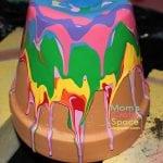 Pour Painted Pots