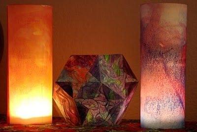 Solstice Lanterns {Tutorial}