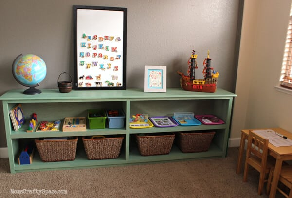 Spring Cleaning Montessori Inspired Playroom Happiness Is Homemade