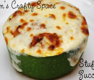 Stuffed Zucchini {Recipe}