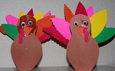 TP Roll Turkeys {Tutorial}