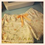 Vintage Sheet Sleep Shorts