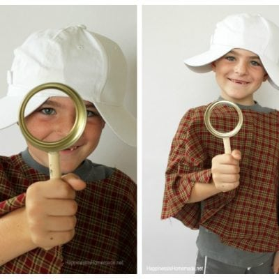 Dress Up & Play: Easy Detective, Superhero and Scientist Costumes