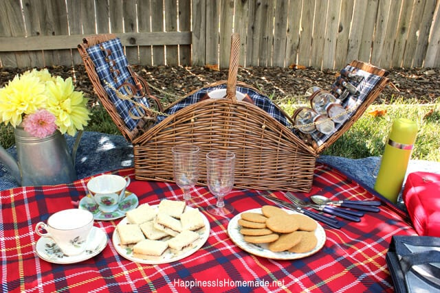 Royal Tea Party Picnic