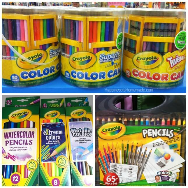 New Crayola Products