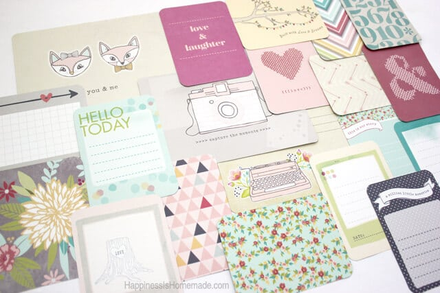Project Life Dear Lizzy Fifth and Frolic Core Kit at Michaels
