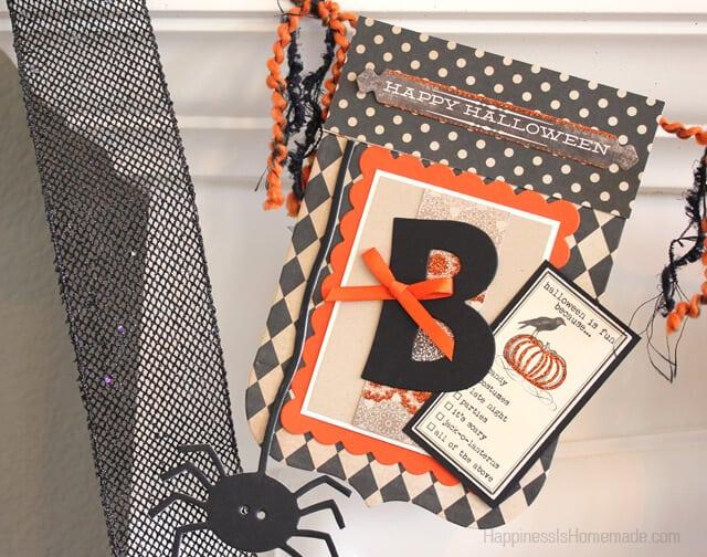 Halloween Banner Detail