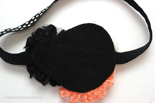 Halloween Headband DIY