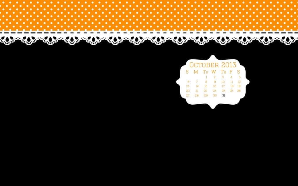 oct 2013 calendar desktop wallpaper - photo #5