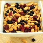 Peanut Power Snack Mix