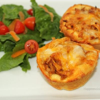 BBQ Chicken Cups With Pillsbury Grands! Biscuits