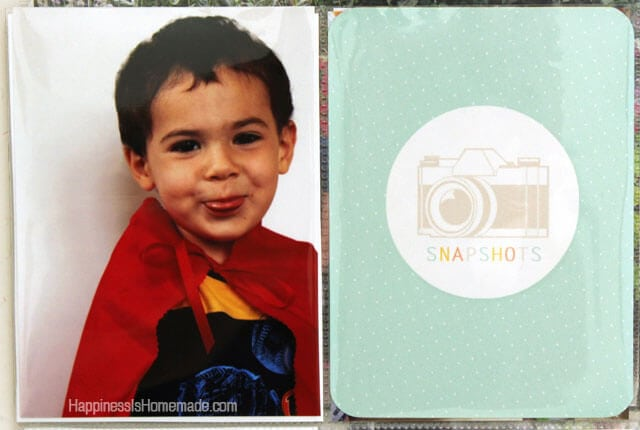 Summer Lovin Project Life Cards from Simple as That 2