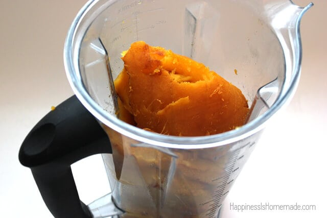 Blend Your Own Pumpkin Puree #FreshFinds #shop
