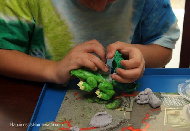 Create 2 Destroy Dino
