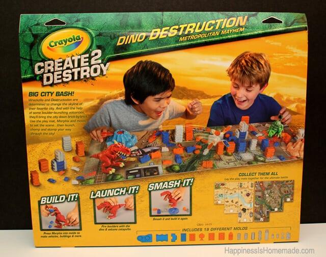 Create 2 Destroy Set