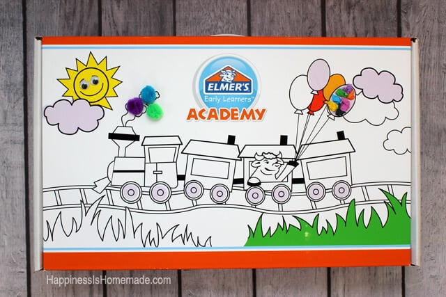 Elmer's Early Learners Academy