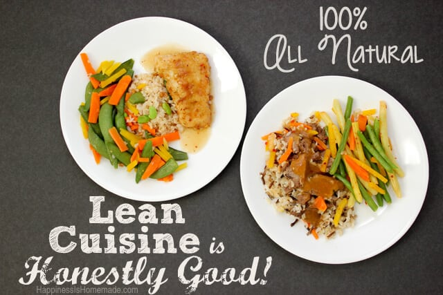 Lean Cuisine Honestly Good & Delicious Meals