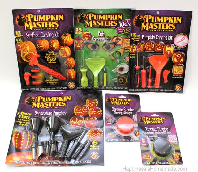 Pumpkin Masters Carving Tools