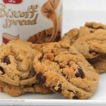 Biscoff Spread & Chocolate Chip Cookie Recipe