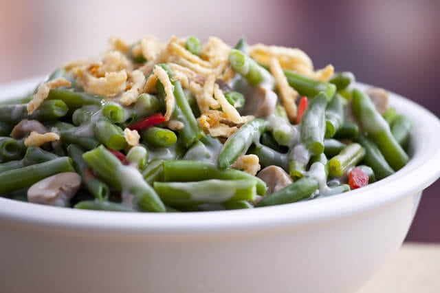 Green Bean Casserole Thanksgiving Side Dishes