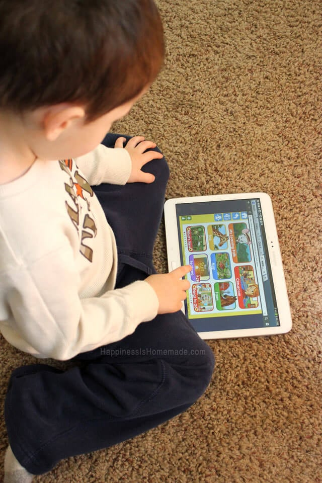 Kids Love the Samsung Galaxy Tab 3 #shop