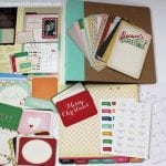Holiday Gift Ideas: Michaels Recollections Calendar Kit