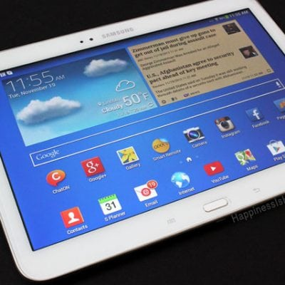 My New Supertool: Samsung Galaxy Tab 3 10.1 inch Android Tablet
