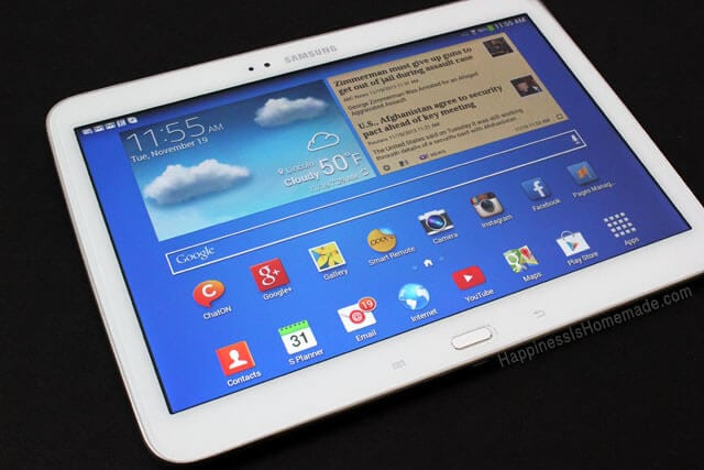 Samsung Galaxy Tab 3 10 #shop