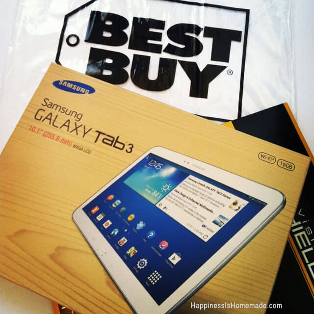 Samsung Galaxy Tab 3 Review #shop