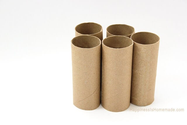 Toilet Paper Roll Tubes