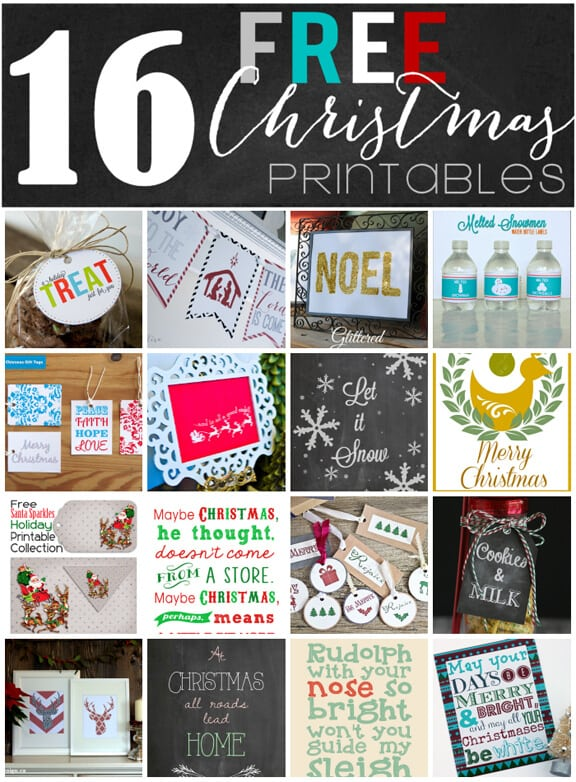 Free Christmas Printables Grinch Quote 15 More Happiness Is