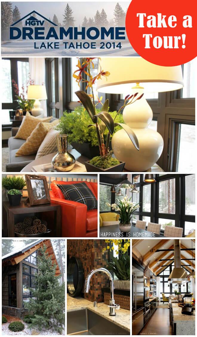 Hgtv Lake Tahoe Dream Home 2014 Happiness Is Homemade