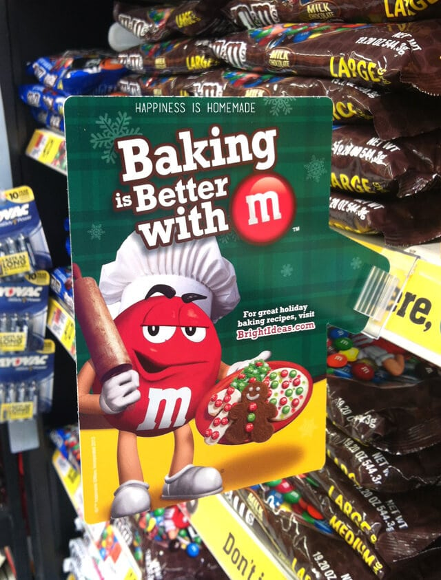 Baking is Better with M #shop